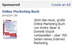 Onlinemarketing Buch